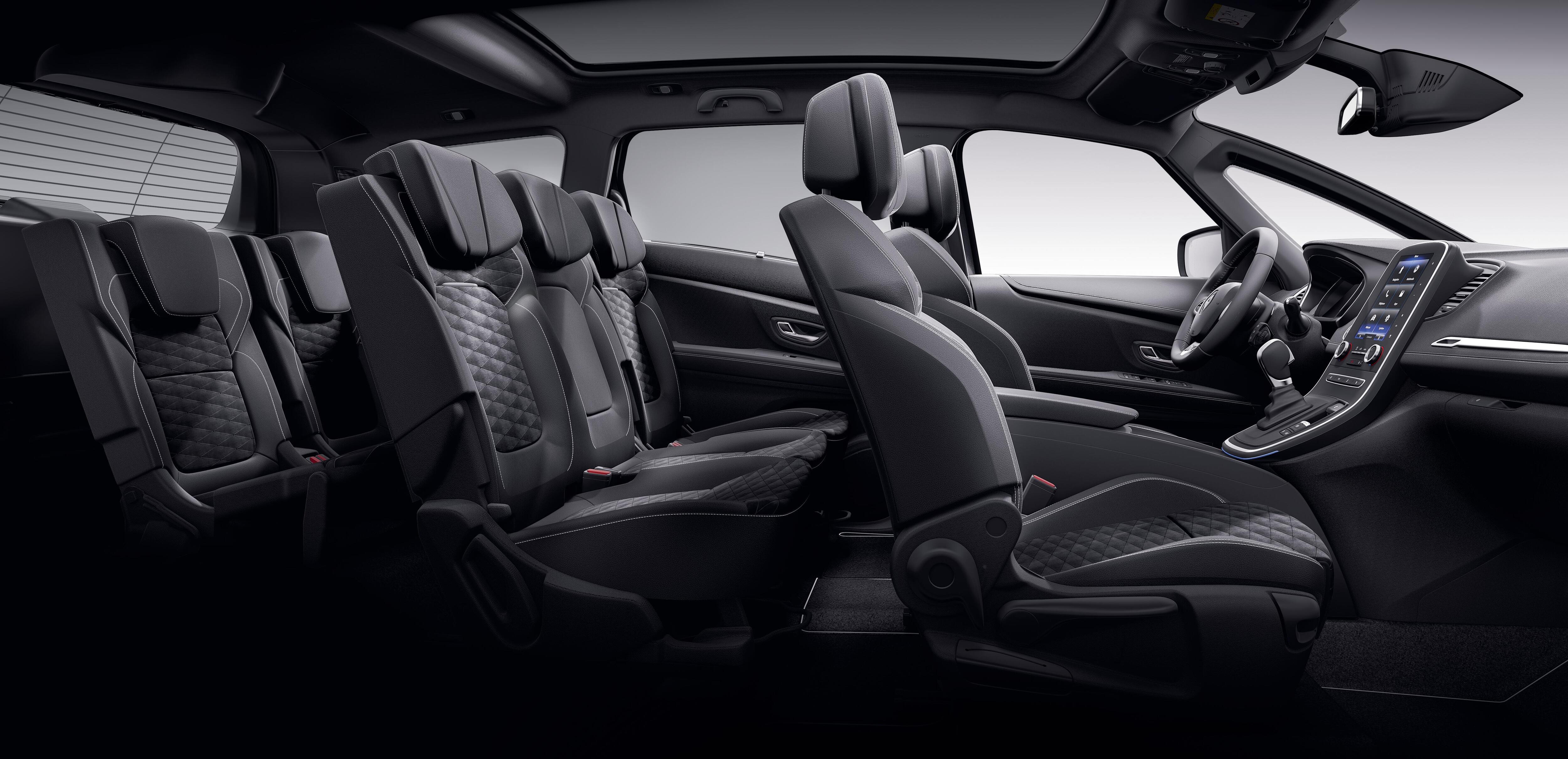 2 sièges arrière supplémentaires