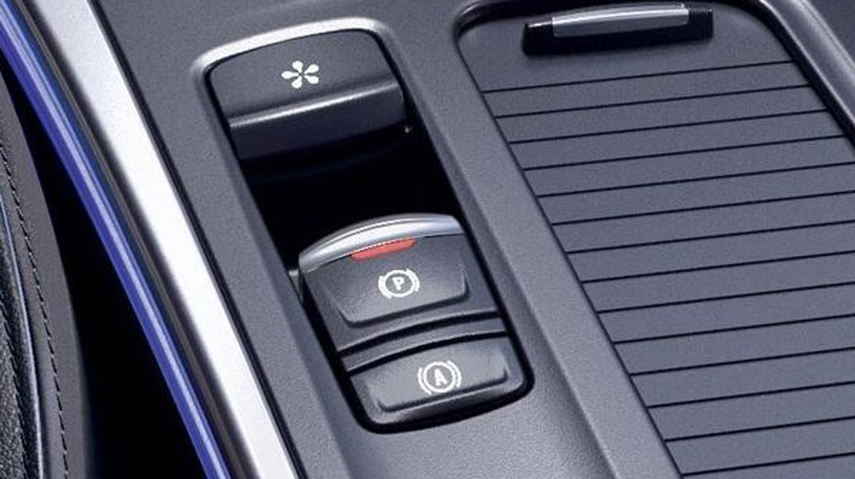 Elektronische Parkbremse mit Auto Hold