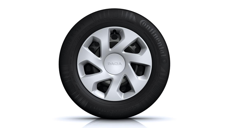 """15"""" TARKINE steel wheels"""