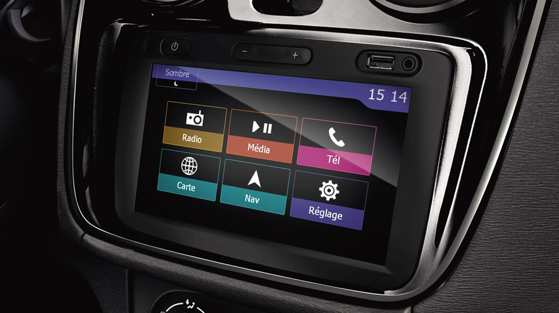 MEDIA NAV Evolution (navigation, radio, USB, Bluetooth, Android Auto™ & Apple Carplay™)
