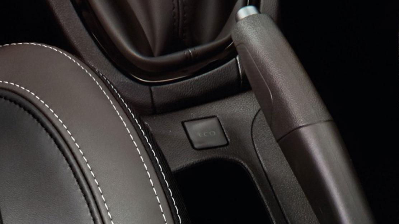 Mode de conduite ECO avec bouton d'activation
