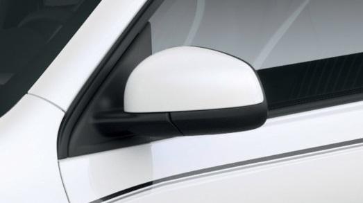 Außenspiegelgehäuse in Wagenfarbe