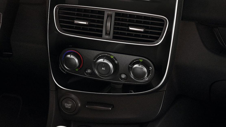 Manuelle Klimaanlage mit Staubfilter