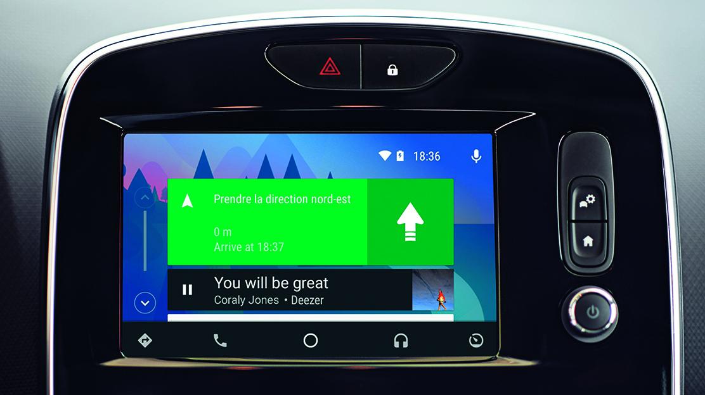 Funkcija povezivosti s aplikacijama Android Auto™ i Apple CarPlay™