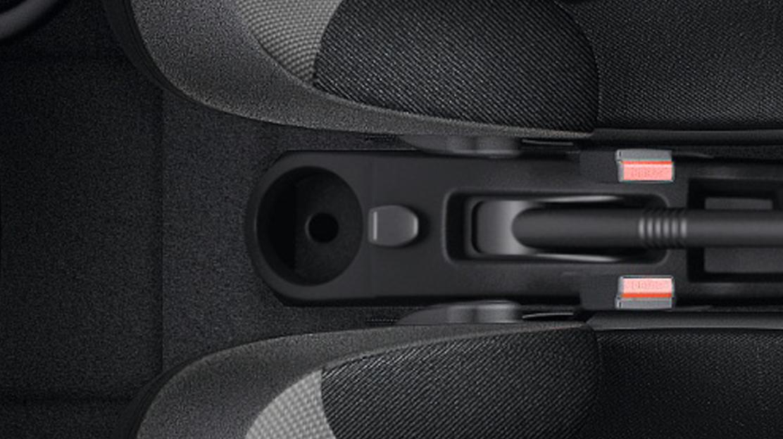 12-V-Steckdose hinten