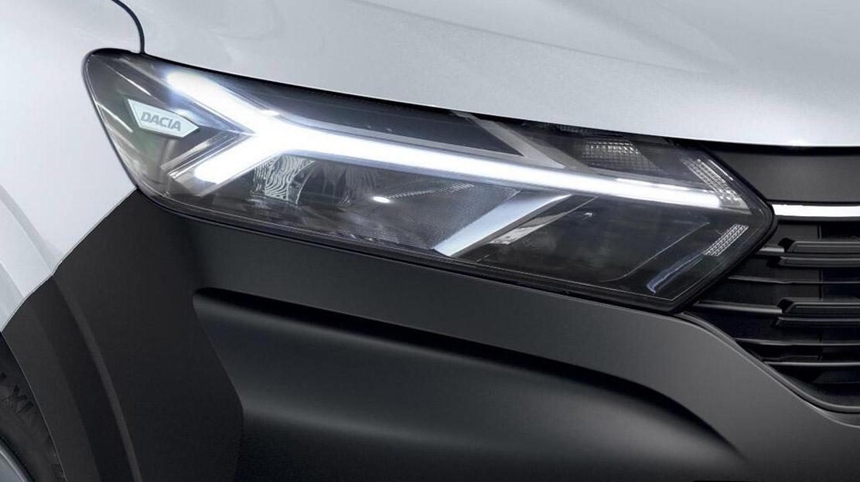 Tagfahrlicht mit Y-förmiger LED-Lichtsignatur