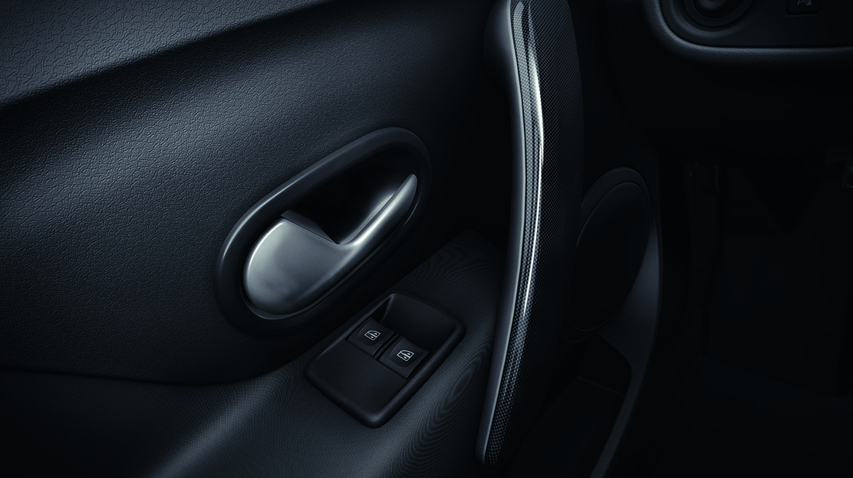 Električni pomik stekel spredaj + impulsni pri vozniku