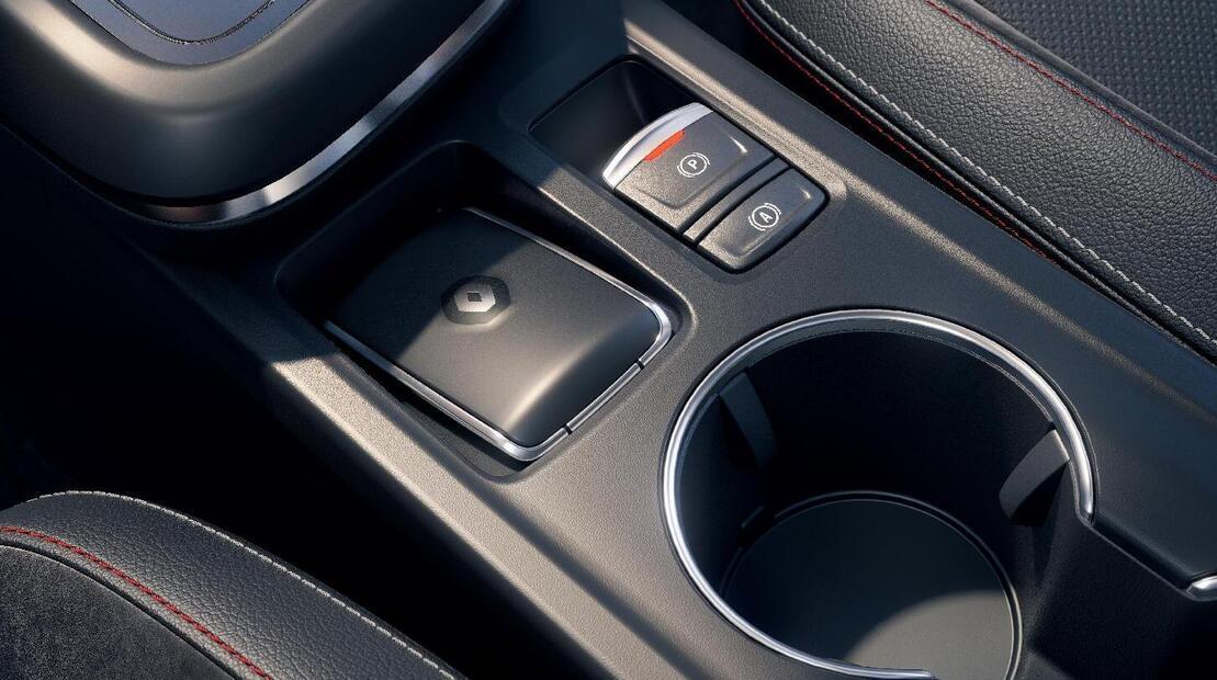 Elektrische handrem met Auto Hold-functie