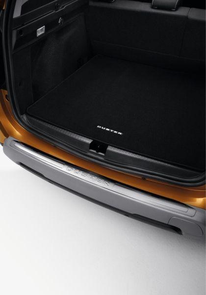 Protecție de oțel inoxidabil pentru portbagaj