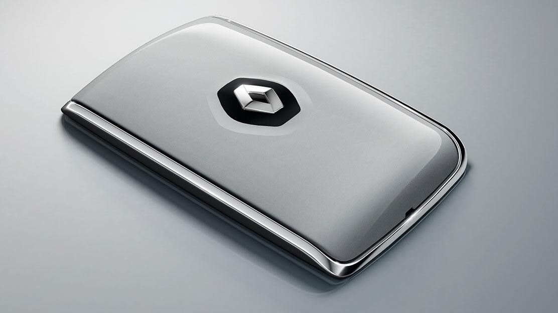 Hands-free karta Renault pro bezklíčkové odemkání a stratování