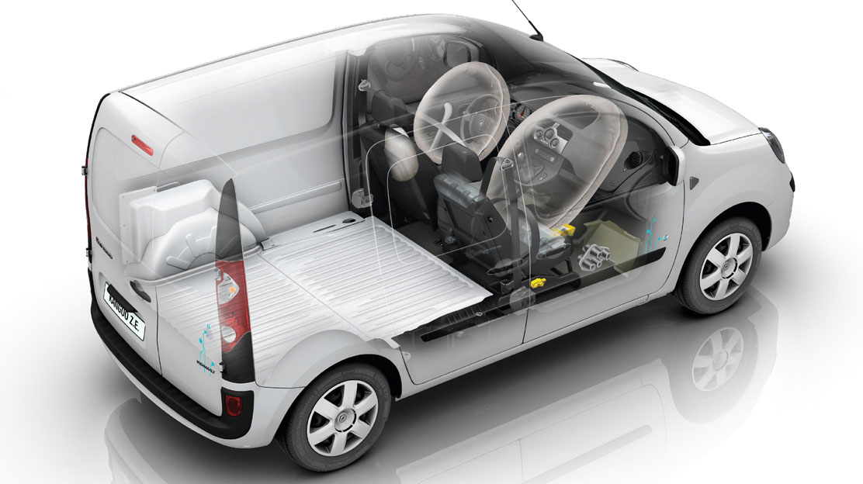 Airbag conducente