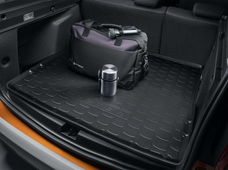 Поддон в багажник версии 4х4