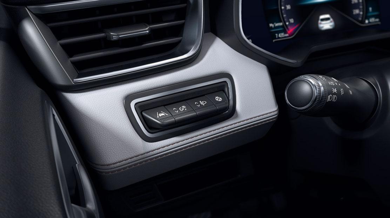 Pack Confort II (Bancos dianteiros reguláveis em altura e aquecidos)