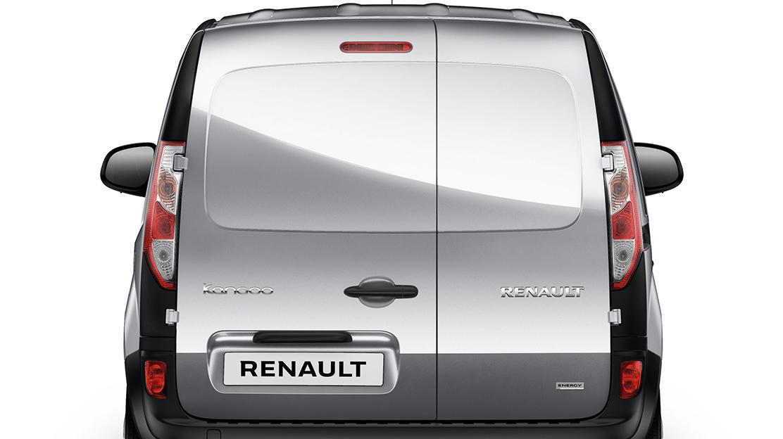 Rear doors - 180 degree solid asymmetric