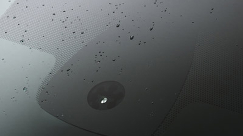 Capteur de pluie et de luminosité