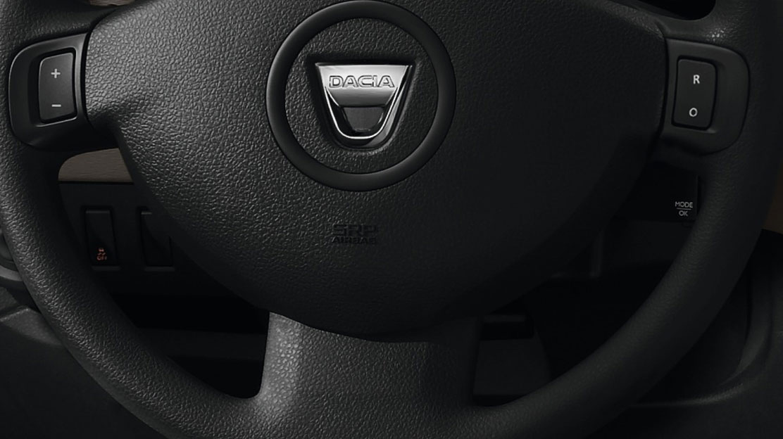Přední airbag řidiče
