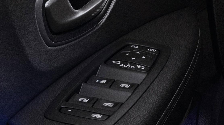 Električno podizanje prednjih stakala - impulsno kod vozača