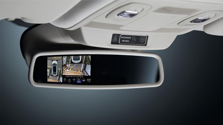 Sustav za pomoć pri parkiranju sprijeda i straga + kamera za vožnju unatrag