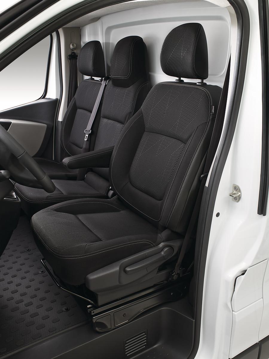Двомісне сидіння для передніх пасажирів