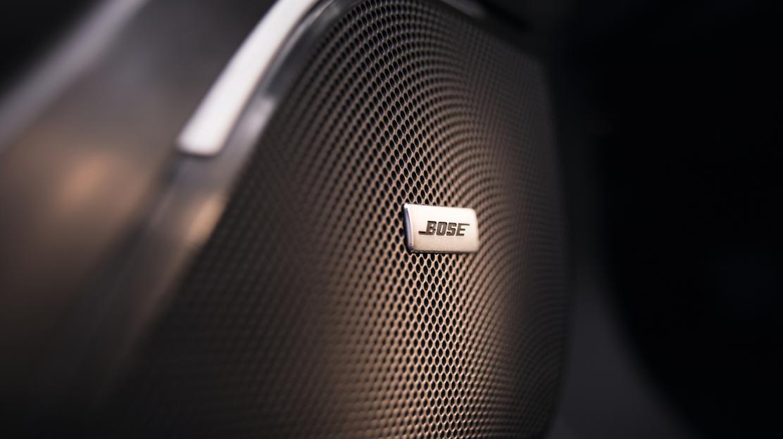 głośniki systemu nagłośnienia BOSE