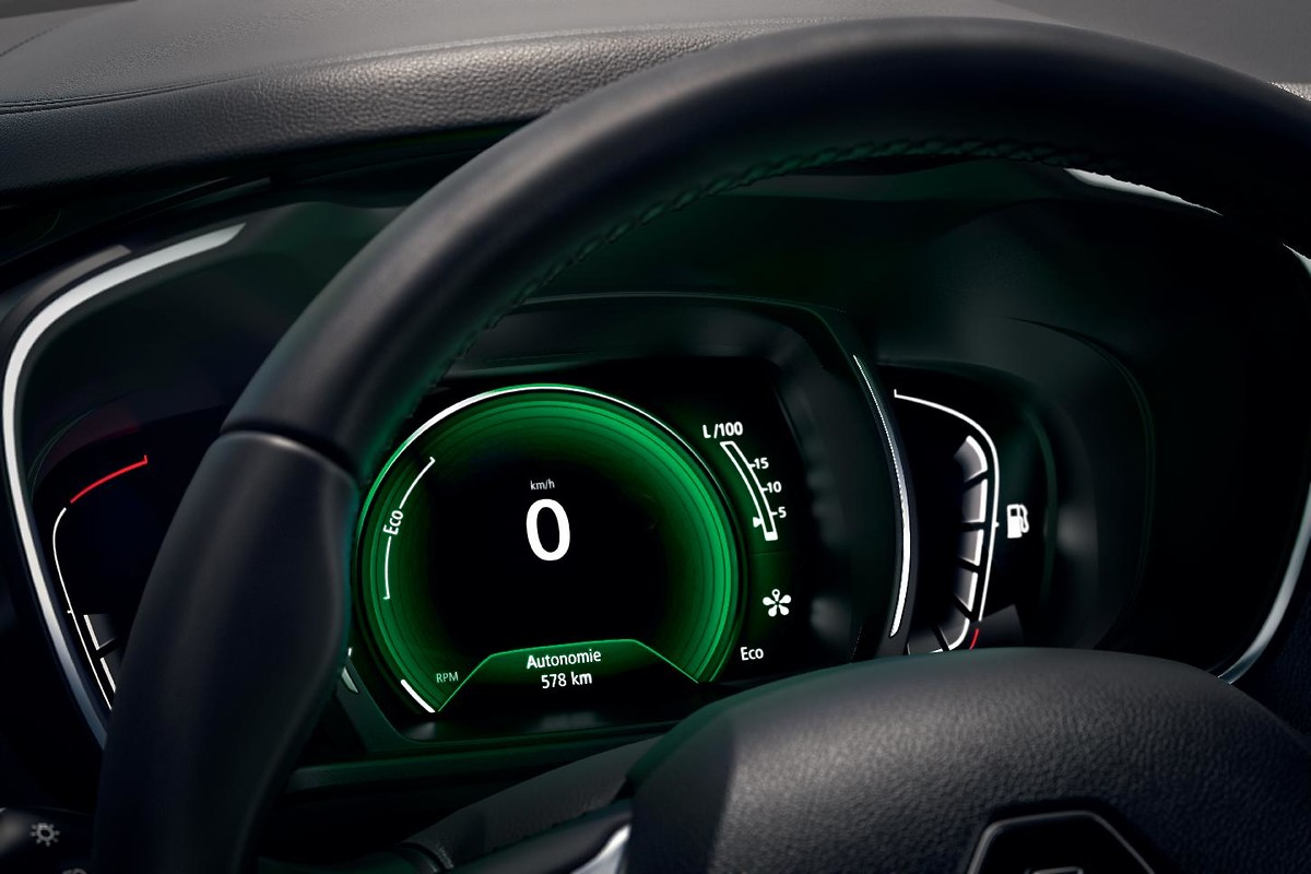 Eco način vožnje