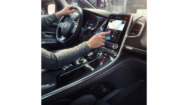 """EASY LINK BOSE Premium conectado con pantalla táctil de 23,6cm (9,3"""") con navegación"""