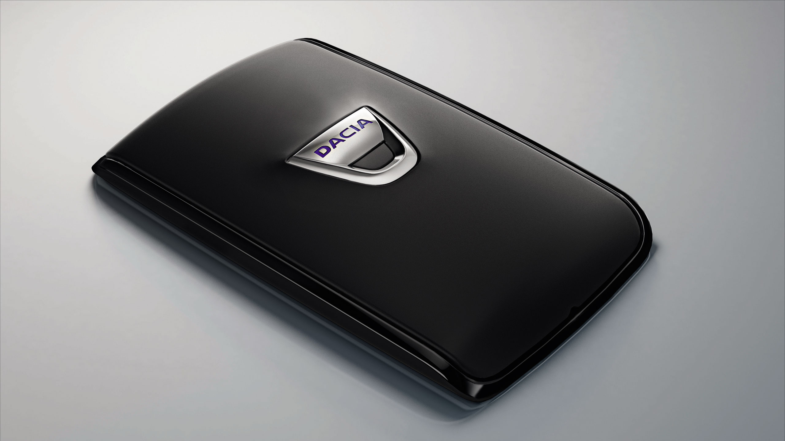 Dacia handsfree card voor het openen sluiten en starten