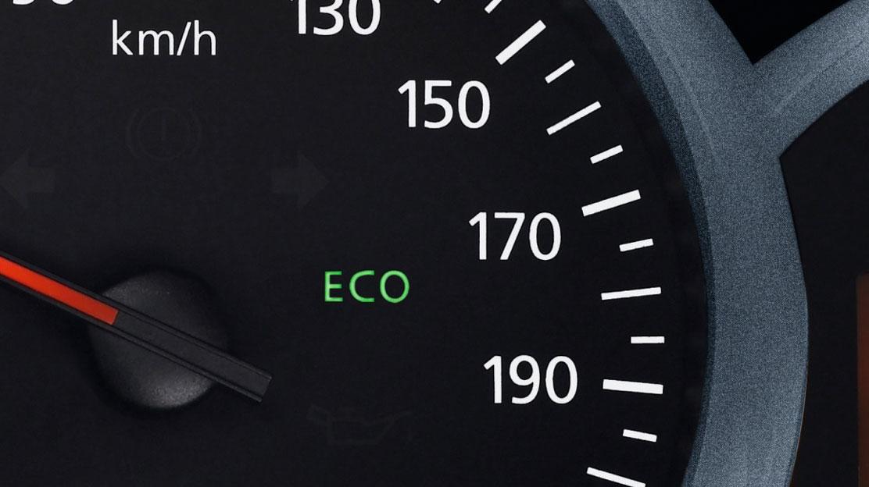 ECO način varčne vožnje