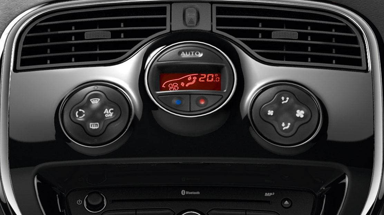 Conditionnement d'air automatique