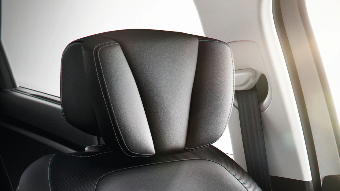 Headrests - front