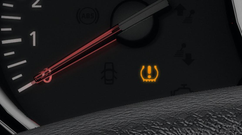 Systém kontroly tlaku v pneumatikách