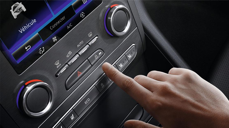 Автоматично заключване на вратите на автомобила при движение