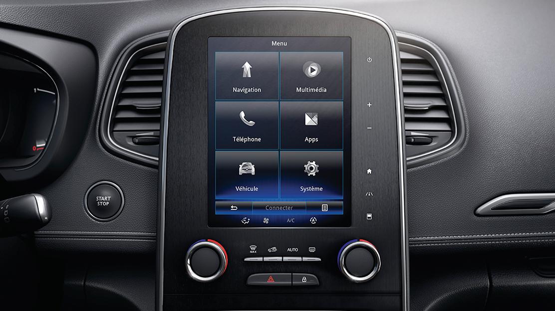 Compatibilité Apple CarPlay et Android Auto