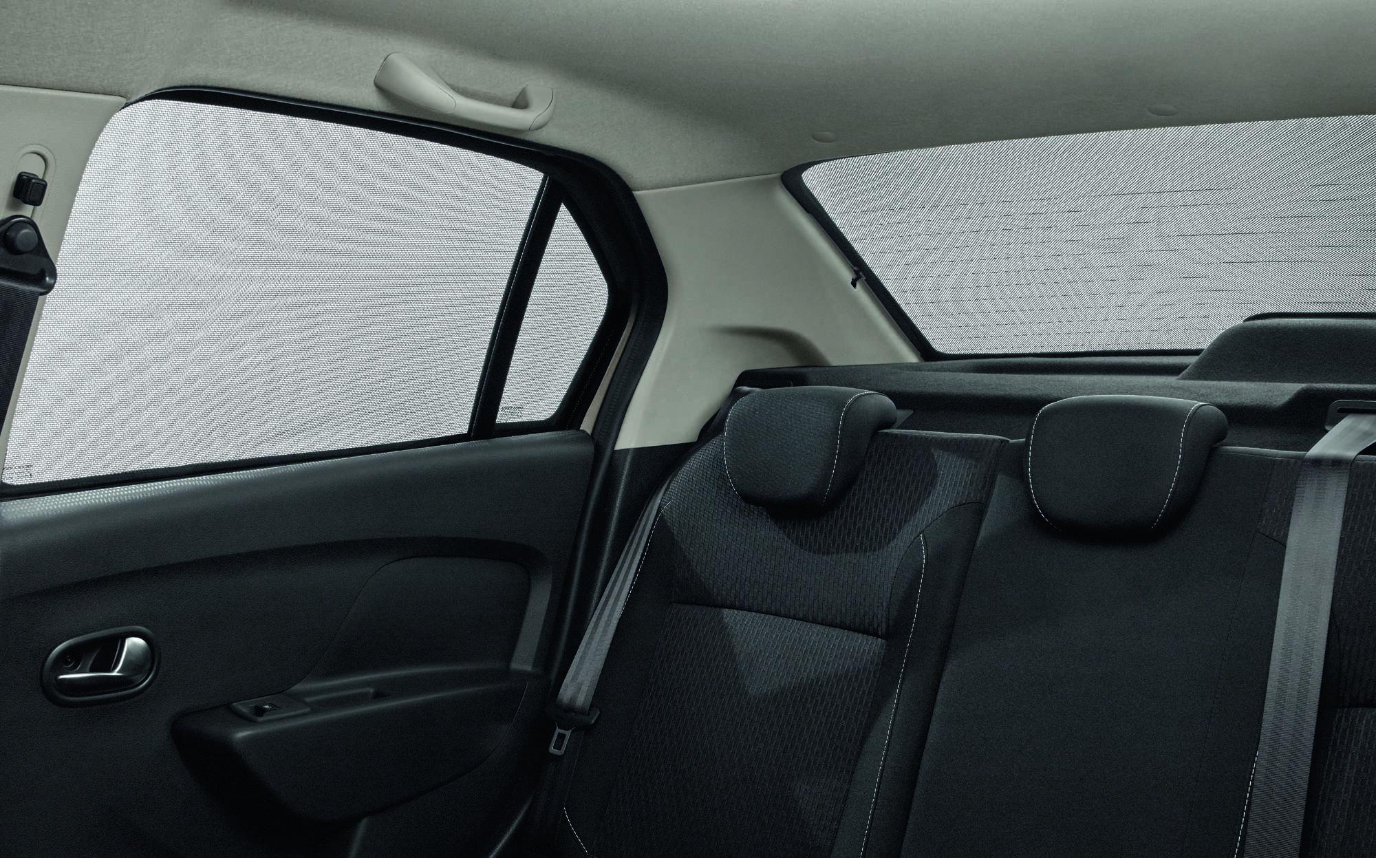 Trotočkovni sigurnosni pojas na srednjem stražnjem sjedalu