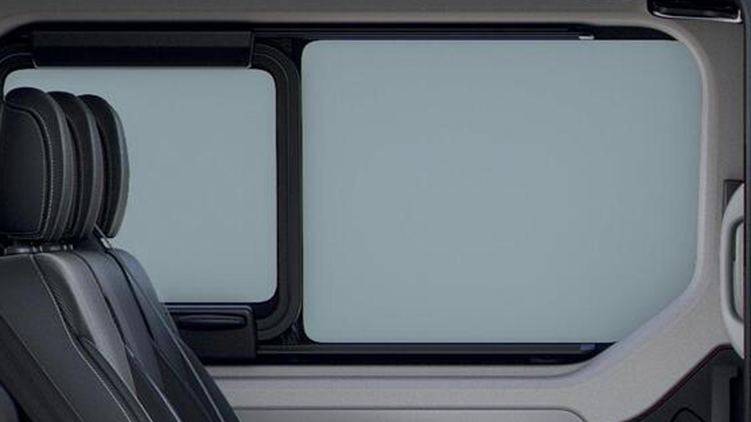 Schiebefenster links