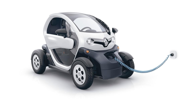 Aviso sonoro vehículo eléctrico