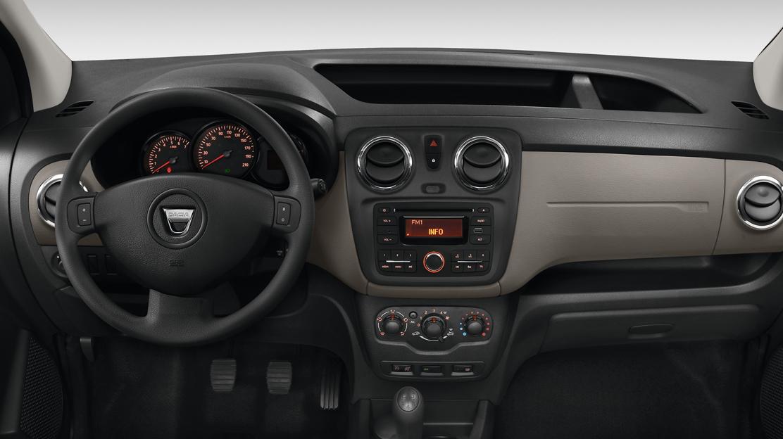 Radio met CD/MP-3 speler, Bluetooth®, stuurwielbediening, USB en Jackplug aansluiting