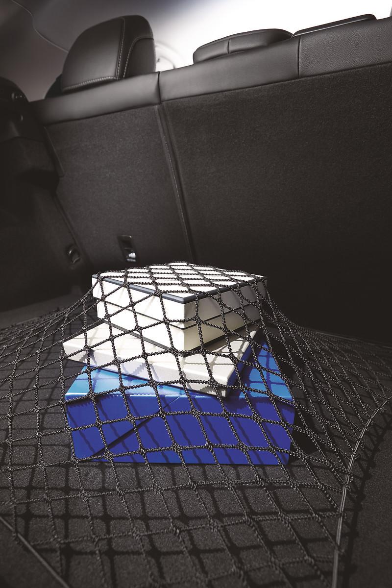 Rete verticale di ritenuta bagagli