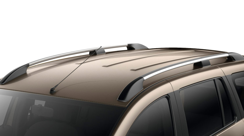 Longitudinal roofbars