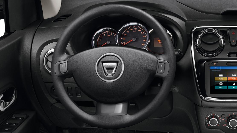 Predný airbag vodiča