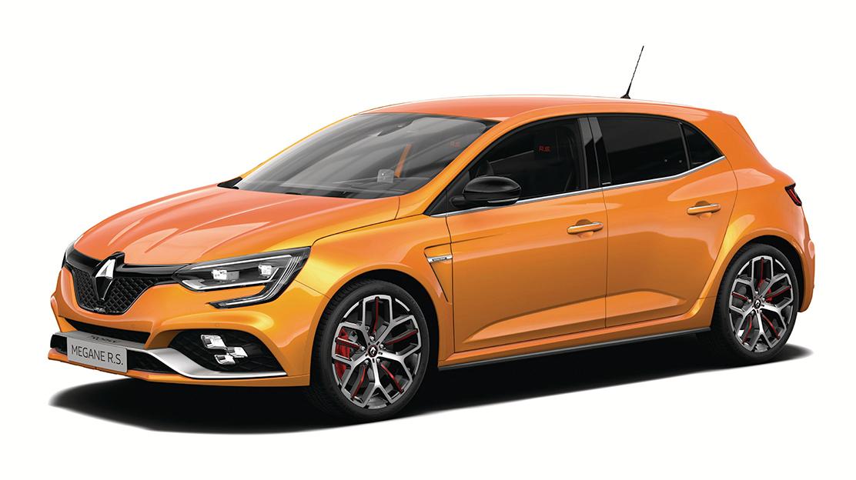 Châssis Renault Sport