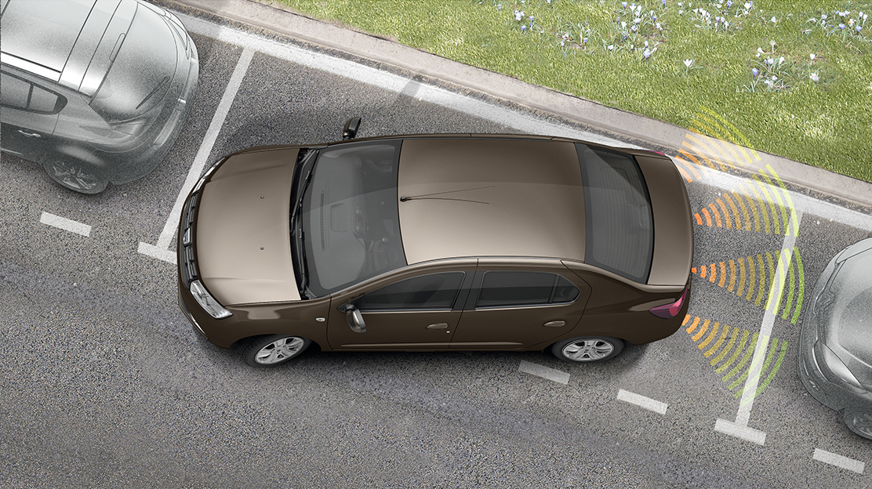 Senzori zas pomoć pri parkiranju unazad