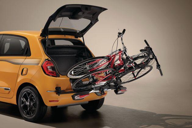 Portbicicletă Coach cu montat pe atelaj - 2 biciclete, 13 pini