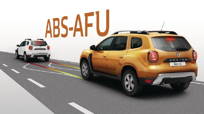 Sistema de antibloqueo de ruedas (ABS)