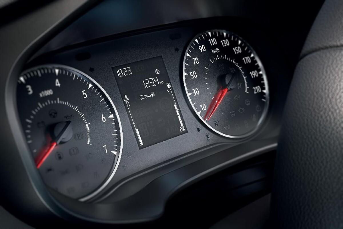 Merilnik hitrosti v kilometrih na uro