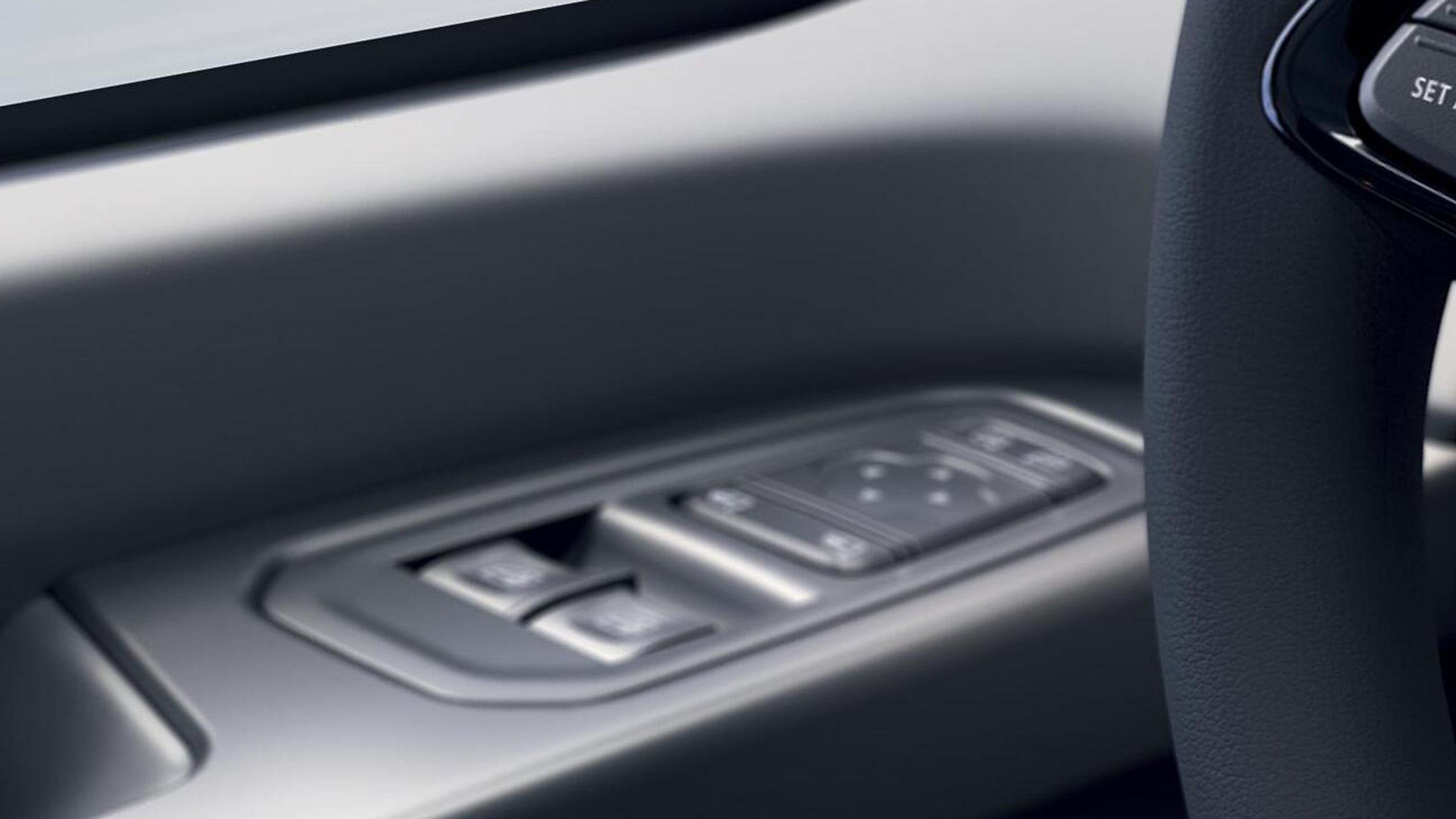Electric one touch windows (drivers side)