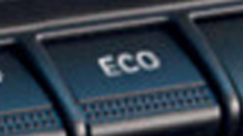 Eco-Mode con pulsante di attivazione