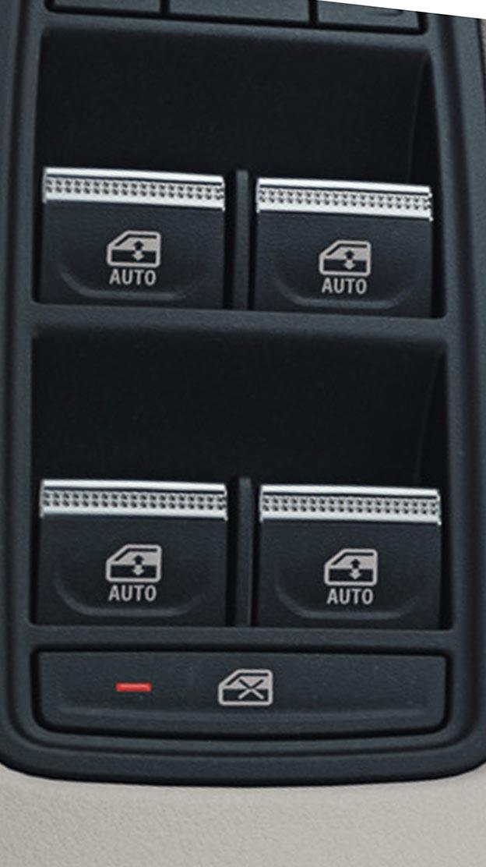 Elektrische Fensterheber vorne und hinten mit Impulsschaltung