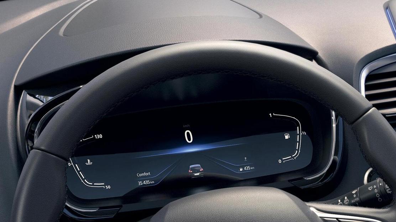 Driver display 10''