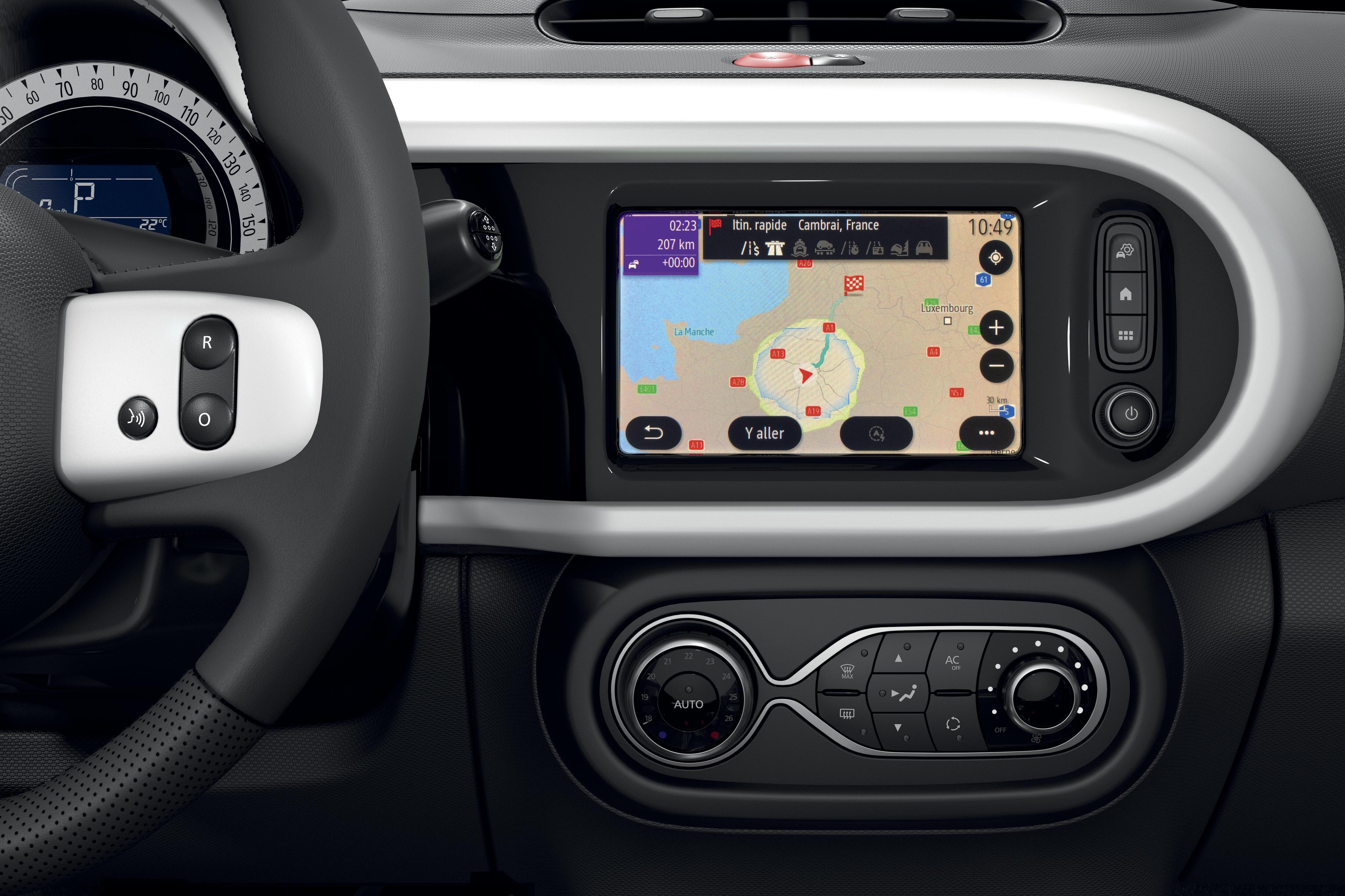 EASY LINK 7'' avec navigation connectée et subwoofer, Compatible Android Auto™ et Apple Carplay™